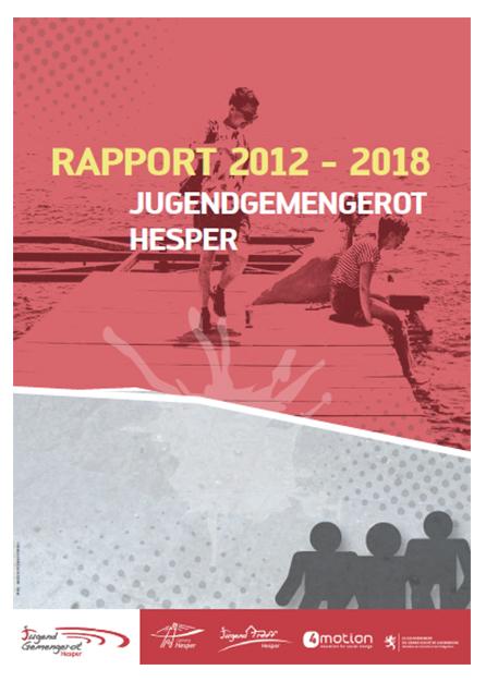 Rapport Jugendgemengerot Hesper 12-18