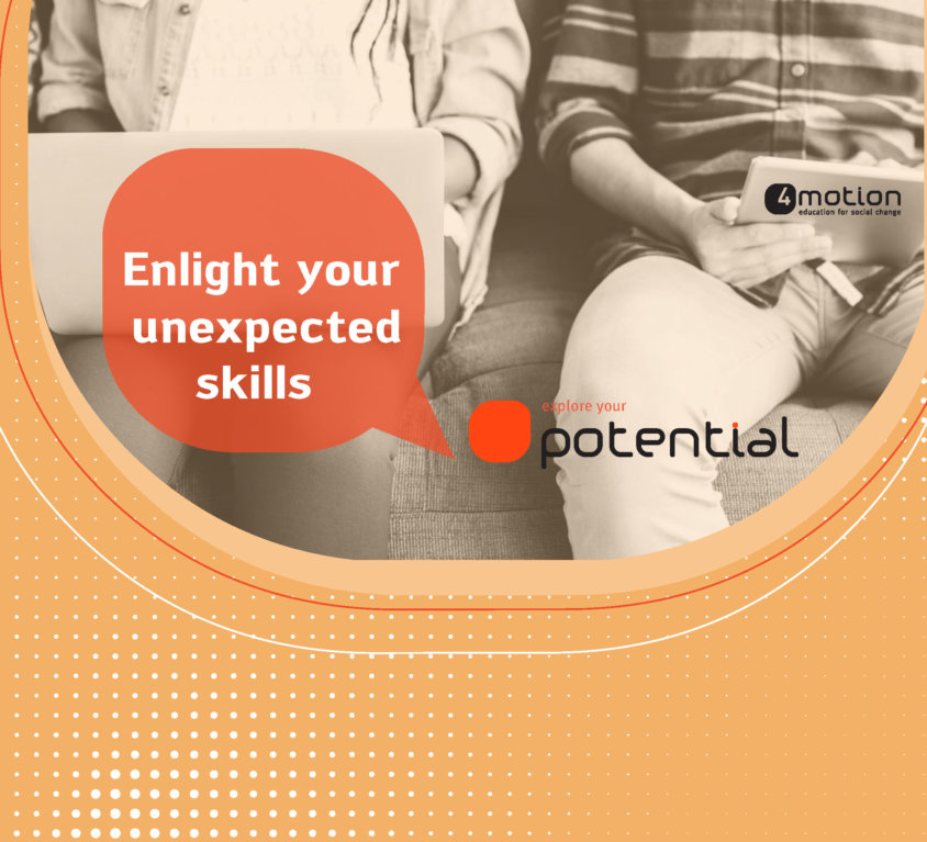 Enlight your unexpected skills