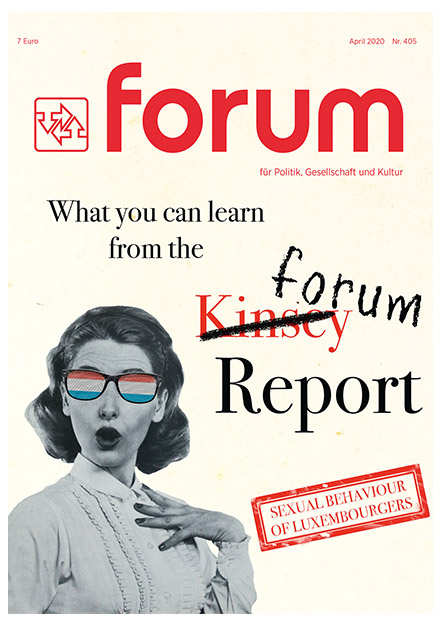 "Forum – April – Heft ""Sex"""